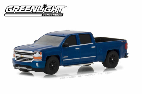 2018 Chevrolet Silverado 1500 Crew Cab High Country Special Edition