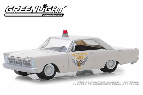 1965 Ford Custom / Ohio State Highway Patrol