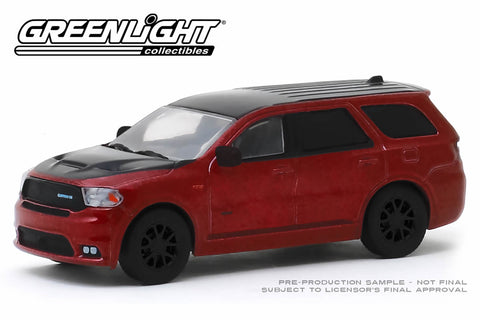 2018 Dodge Durango SRT - Limited Edition MOPAR '18 - Octane Red