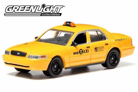 2011 Ford Crown Victoria NYC Taxi