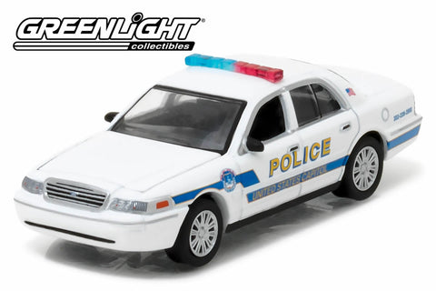 2011 Ford Crown Victoria Police Interceptor / Capitol Police