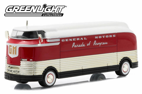 "1950 General Motors Futurliner ""Parade of Progress"" (Futurliner #11 March of Tools) - 2015 Barrett-Jackson Sold $4,000,000"