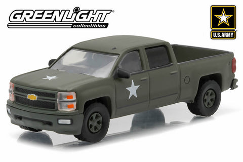 2015 Chevy Silverado U.S. Army Light Service Support Vehicle