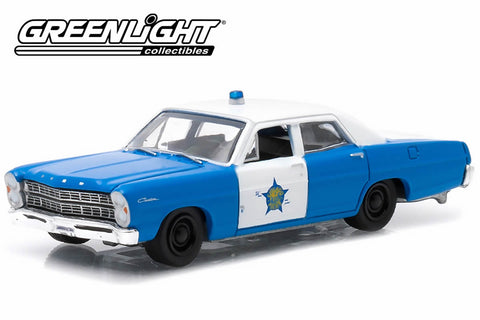 1967 Ford Custom - City of Chicago Police Department (CPD)