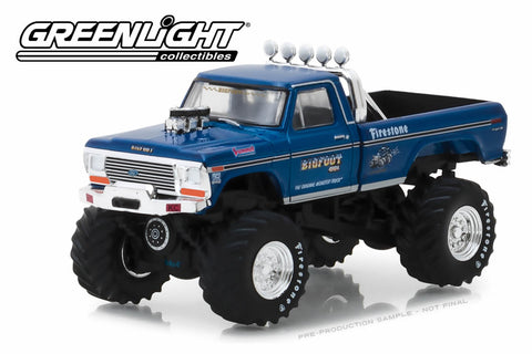 Bigfoot #1 The Original Monster Truck (1979) / 1974 Ford F-250 Monster Truck