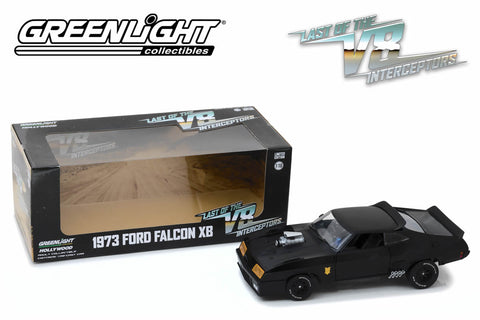1:18 Last of the V8 Interceptors / 1973 Ford Falcon XB