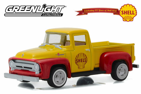 1956 Ford F-100 Shell Oil 100th Anniversary