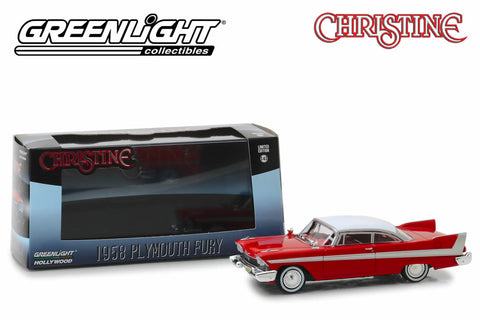 1:43 - Christine / 1958 Plymouth Fury