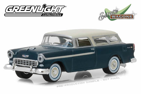 1955 Chevrolet Nomad (Glacier Blue and Shoreline)