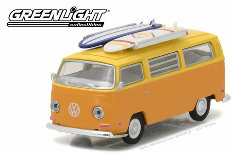 1971 Volkswagen Type 2 (T2B) Van‏ with Surf Boards