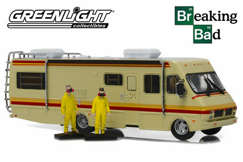 Breaking Bad Diorama with 2 figures