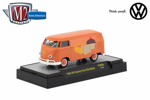 1960 VW Delivery Van U.S.A. Model (Bread)