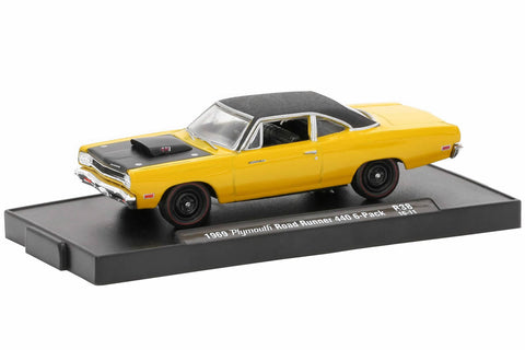 1969 Plymouth Road Runner 440-6-Pack