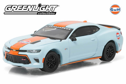 2016 Chevy Camaro Gulf Oil