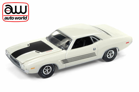 1972 Dodge Challenger (White)