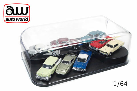 Auto World 3 in 1 Display Case