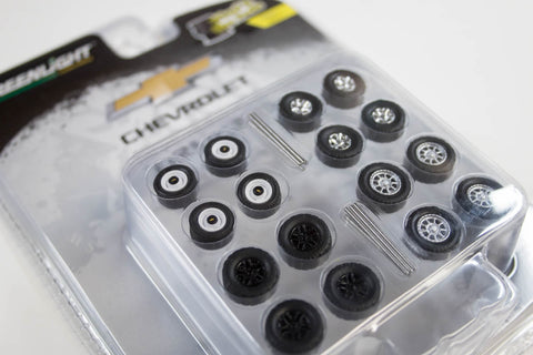 Greenlight Chevrolet Trucks Wheel & Tyre Pack