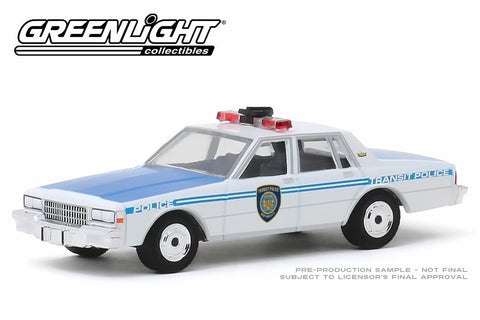 1989 Chevrolet Caprice - New York City Transit Police Department