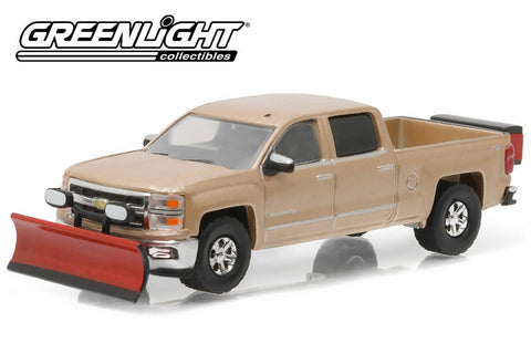 2015 Chevy Silverado with Snow Plow