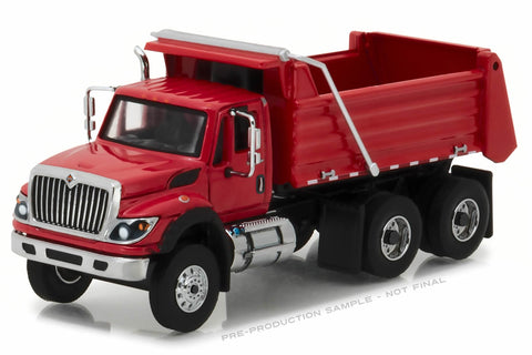 2017 International WorkStar Construction Dump Truck