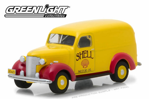 1939 Chevrolet Panel Truck / Shell Oil