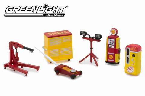 Muscle Shop Tools - Shell Oil Series 2