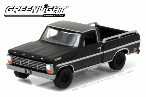 1968 Ford F-100 with Bed Rail
