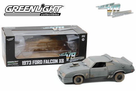 1:18 Last of the V8 Interceptors / 1973 Ford Falcon XB (Weathered Version)