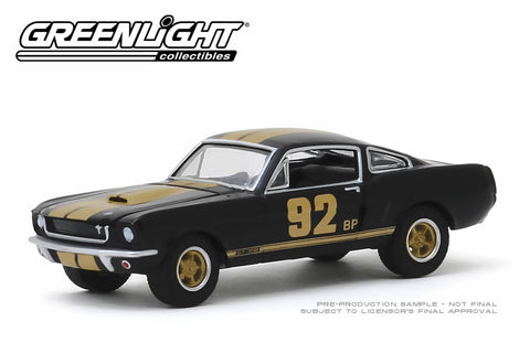 1966 Shelby Mustang GT350H #92 BP - Black with Gold Stripes