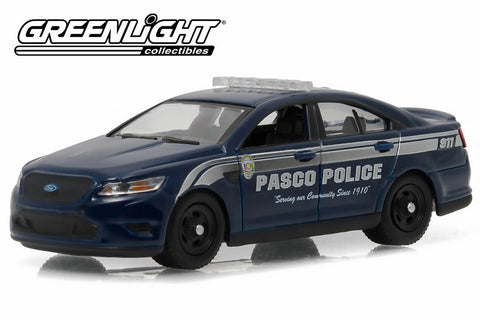 2013 Ford Police Interceptor - Pasco, Washington Police