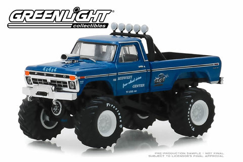 Midwest Four Wheel Drive & Performance Center / 1974 Ford F-250 Monster Truck