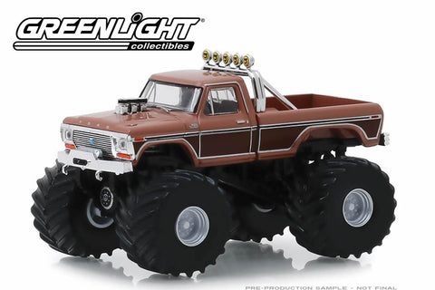 BFT / 1978 Ford F-350 Monster Truck