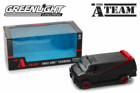 1:18 The A-Team / 1983 GMC Vandura