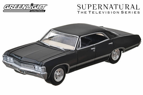 1967 Chevrolet Impala Sedan / Supernatural (2005-Current TV Series)
