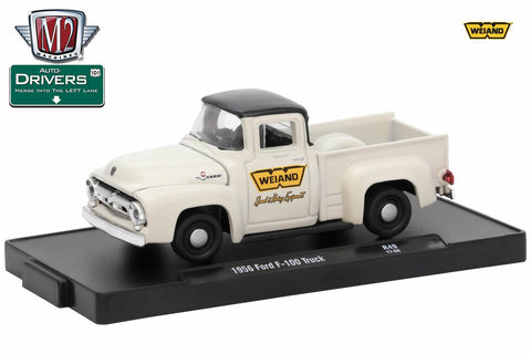 1956 Ford F-100 Truck (Weiand)