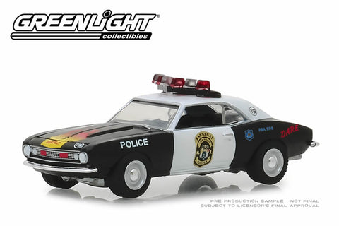 1967 Chevrolet Camaro Custom / Barnegat Township Police Department, New Jersey