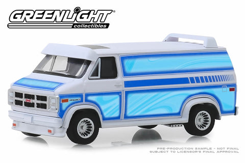 1983 GMC Vandura Custom - White with Custom Graphics