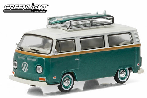 1972 Volkswagen Type 2 (T2B) Van‏ with Surf Boards