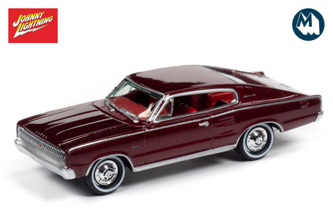 1967 Dodge Charger (Dark Red poly)