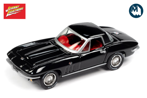 1965 Chevrolet Corvette Hardtop (Gloss Black)