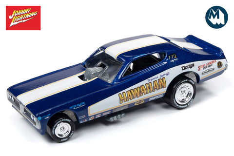 Hawaiian 1970's Dodge Charger Funny Car