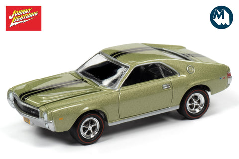 1968 AMC AMX (Laurel Green Poly)