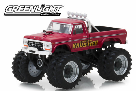 Krimson Krusher / 1973 Ford F-250 Monster Truck