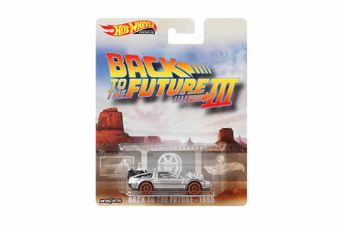 Back to the Future - 1955 / Back To The Future - Part III