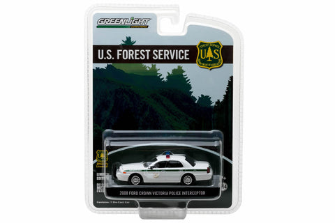 2008 Ford Crown Victoria Police Interceptor Forest Service (USFS) Police