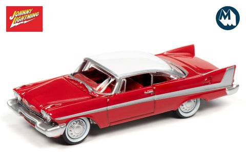 1958 Plymouth Fury / Christine (Daytime Version)