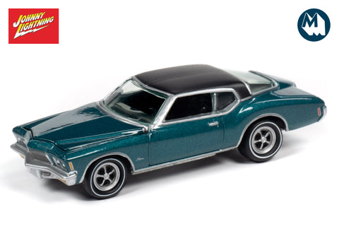 1971 Buick Riviera (Twilight Turquoise Poly)
