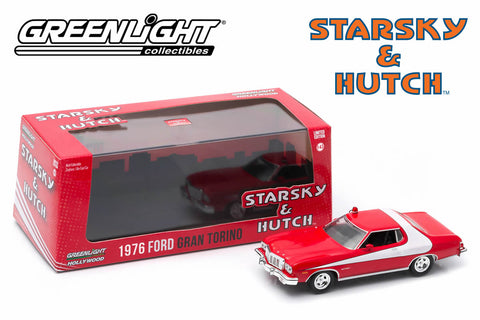1:43 - Starsky and Hutch / 1976 Ford Gran Torino