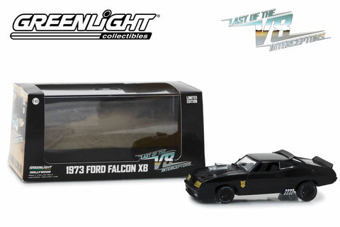 1:43 - Last of the V8 Interceptors / 1973 Ford Falcon XB