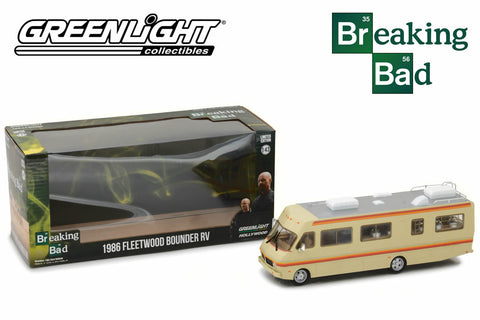 1:43 - Breaking Bad / 1986 Fleetwood Bounder RV